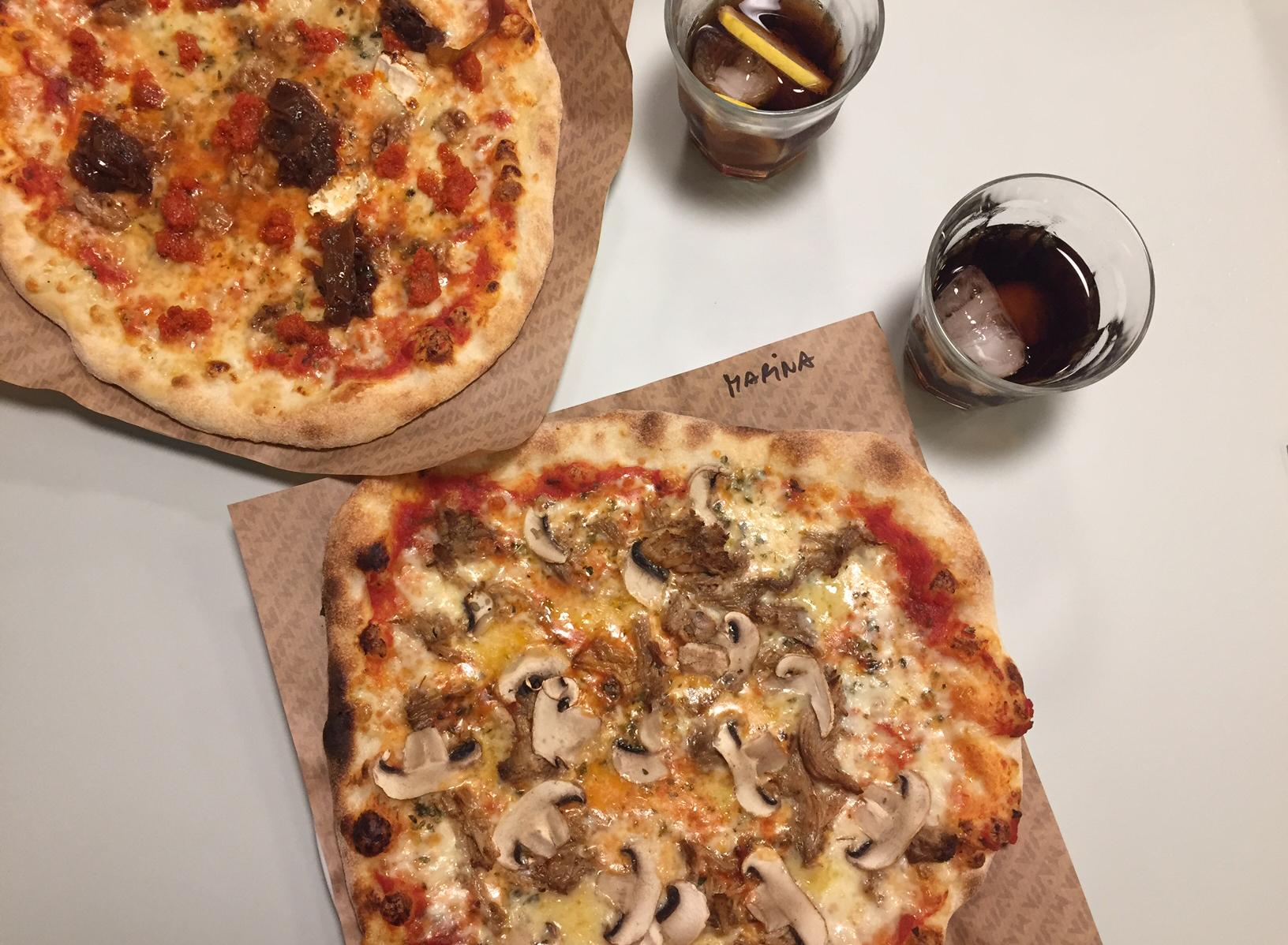 Massa pizzería