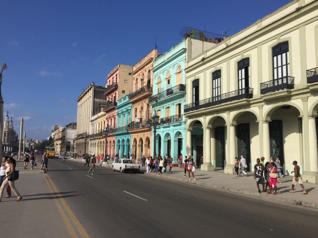 Paseo de Martí (La Habana)