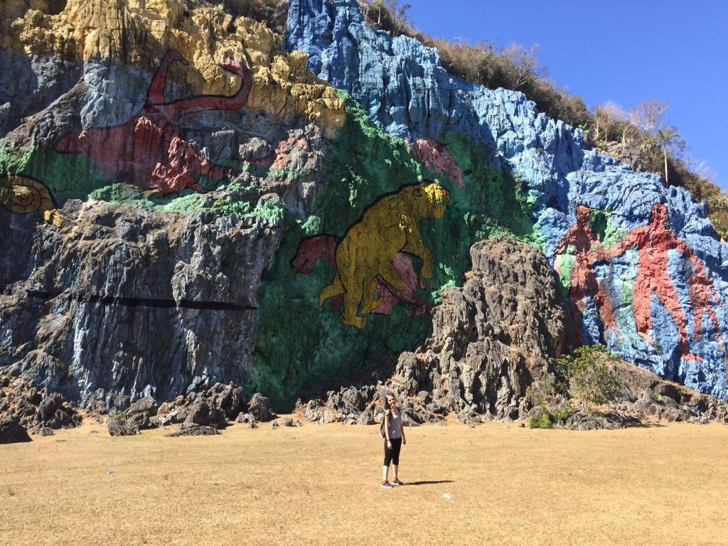 El Muro de la Prehistoria (Viñales)